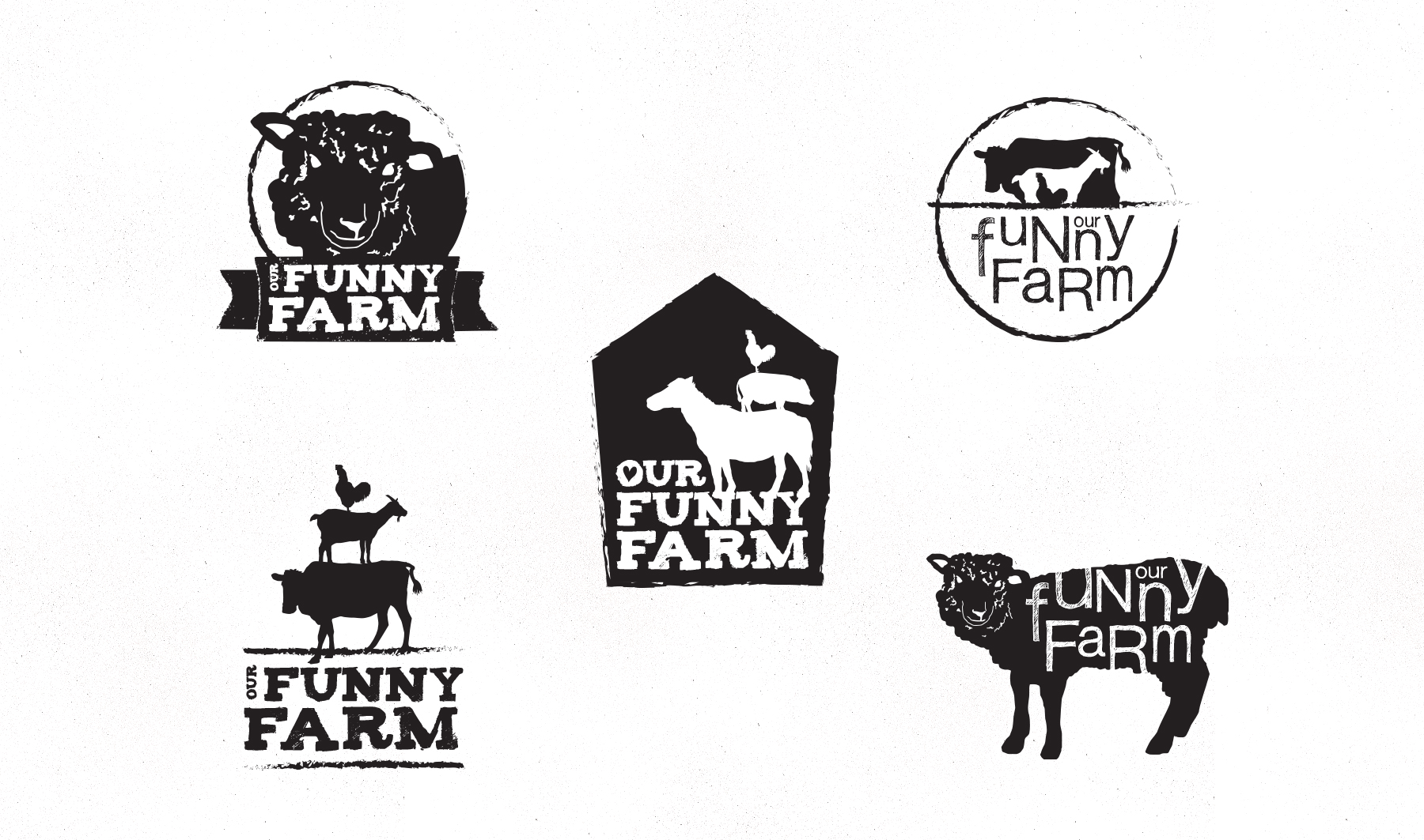Our Funny Farm comps